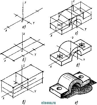 технический рисунок: