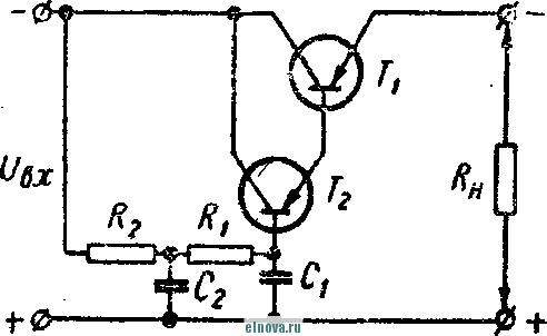 Схемы транзисторных