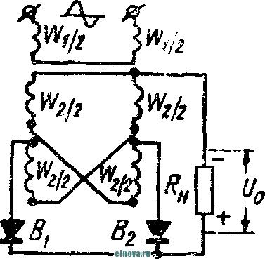 трансформатора и схема